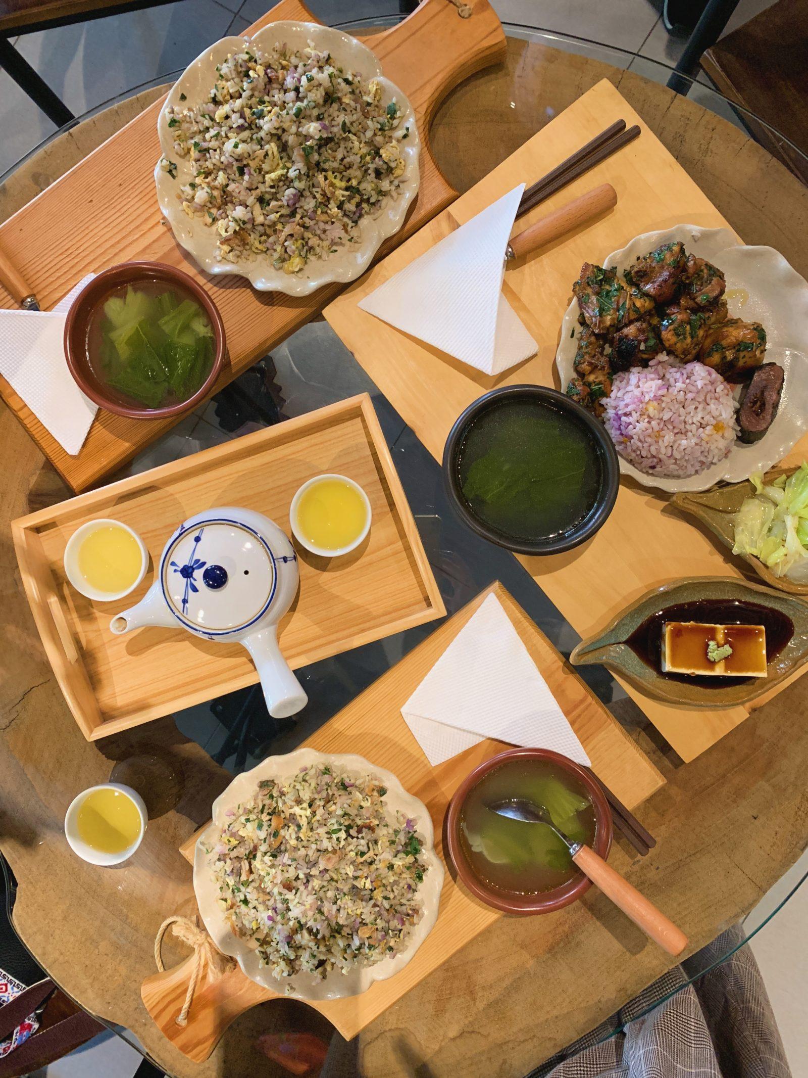 FKUO山芙蓉餐點