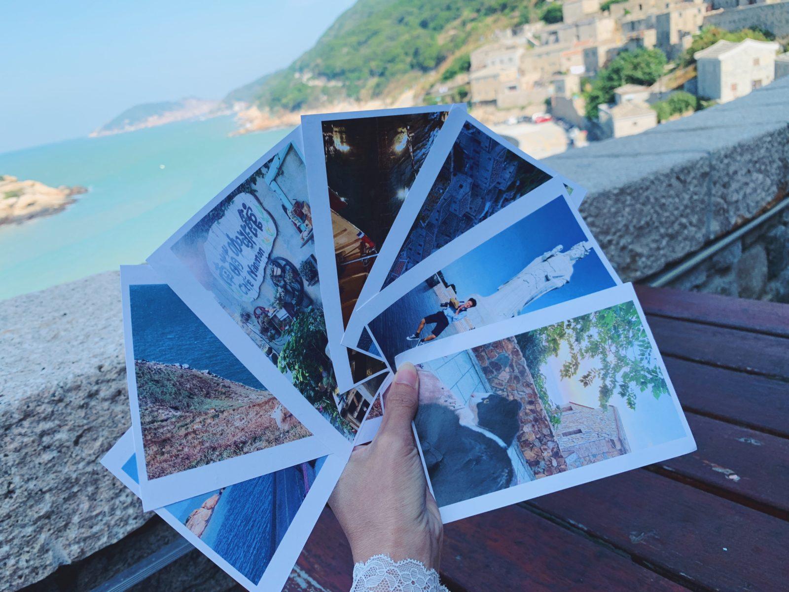 馬祖明信片